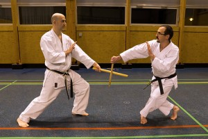 Les instructeurs de Bartenheim : Christian et Bruno
