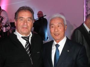Bertrand et Hiroo MOCHIZUKI
